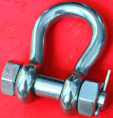 SS316 US type drop forged Bow shackle G2130