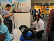 TYRE SHOW OF PANAMA IN 2017