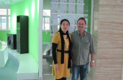 Solair World Owner Visited Chuanglan
