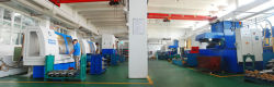 Screw rotor production floor