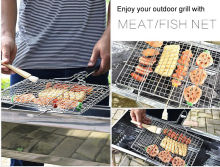 Grill baskets in big size