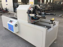 Tube chipless cutting machine