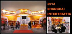 2013 Shanghai Intertraffic