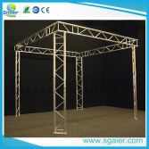 Ladder truss economic trade show booth exhibition booth