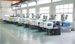 Factory tour for plastic injection production