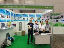 Attend an exhibition for Solar in Indonesia