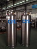 Cryogenic cylinder delivery to Middle east