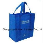 hot style green bags non woven recycle shopping bags