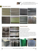 Spiral Metal Curtain/Welded Wire Mesh