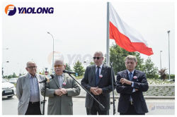 Poland′s Day of Freedom Flag Pole Project