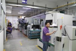 Mold Making Department