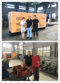 Turkey Customer Visit MBKL Genset Factory