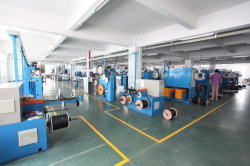 High speed FTTH producing line