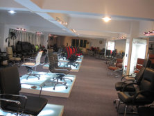 OFFICE CHAIR SHOWROOM 2