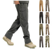 21-Colors Tactical Outdoor Trousers Hunting Camping Military Army Pant