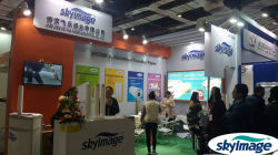 SKYIMAGE participated in ASGA 2017/Textile Digital Printing China 2017