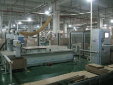 OPPEIN Factory Main Facilities---CNC Machining Center