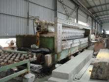 Polishing Machine - Granite & Marble