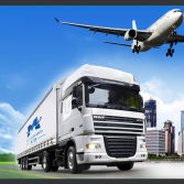 Shipping service from China to America