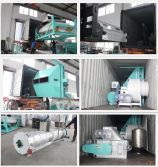 2015.11 Feed Mill Machines Export to Guatemala