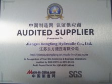 SGS AUDITED SUPPLIER FROM MADE-in-CHINA