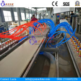 Newest WPC Wall Decoration Panel Making Machine