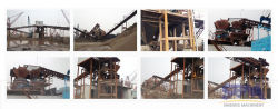 Vietnam 350-400TPH Cobble Crushing Plant