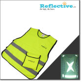 reflective vest production