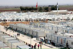 Refugee Camp Project in Greece