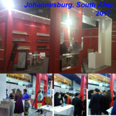 EXHIBITION IN JOHANNESBURG, SOUTH AFRIC. 2017