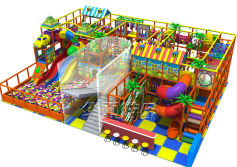 big size indoor play structure