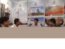 The Mayor of Taian City Visited Tavol Booth .
