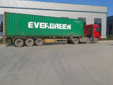 Rubber to Oil pyrolysis equipment loading for Philippine
