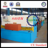 Hydraulic shearing machines were ready for shipment