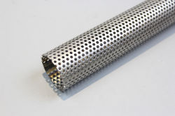 Perforated tube