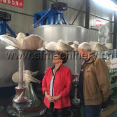 Russia 8-10 Tons Of Toilet Paper Production Line Inspection