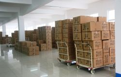 Domestic retail warehouse