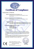 CE Certifiacte of Solar Panel