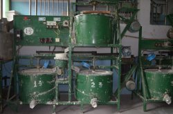 Griding ball mill