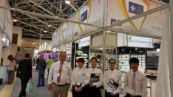 12~15 May,2015 EXPOCOMM MOSCOW