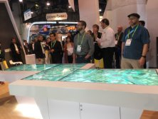 Customized Smart Touch Table