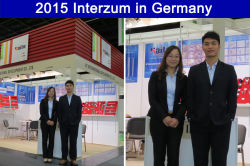 2015 Interzum in Germany