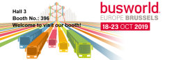 BUSWORLD BRUSSELS