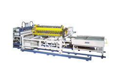 Automatic line wire loading device