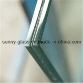 6.38 10.38 Clear Laminated safty Glass