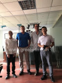 Dutch customers visit us