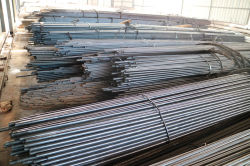 Round Steel in stock