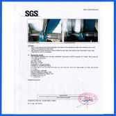 SGS of GALVANIZED STEEL COIL