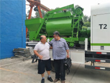 Australia Customer Visiting Pully Factory