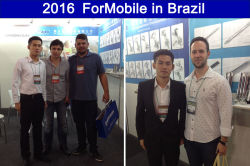 2016 ForMobile in Brazil